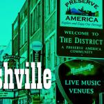 Nashville: a cidade da música