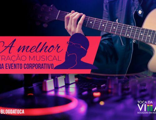 A melhor Atração Musical para Evento Corporativo