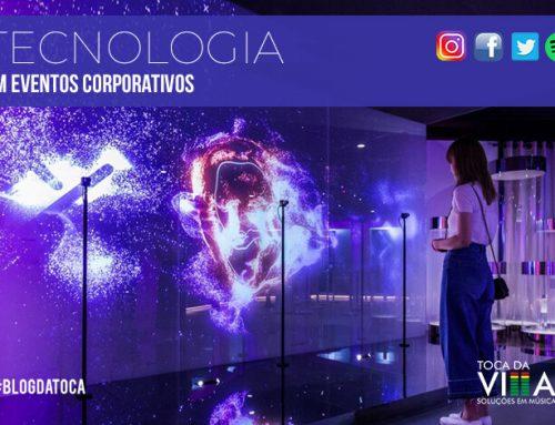 Tecnologia em Eventos Corporativos