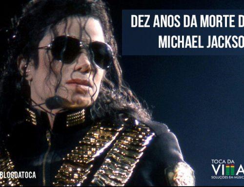 Dez anos da morte de Michael Jackson