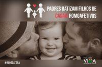 Padres batizam filhos de Casais Homoafetivos - Toca da Villa