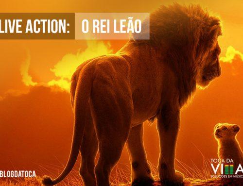 Live Action: O Rei Leão