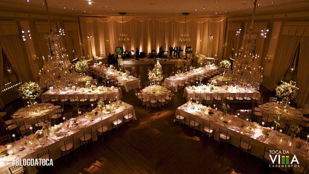 Mesas de Casamento