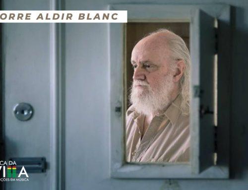 Morre Aldir Blanc