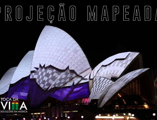 Projeção Mapeada