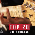 Top 20 Guitarristas
