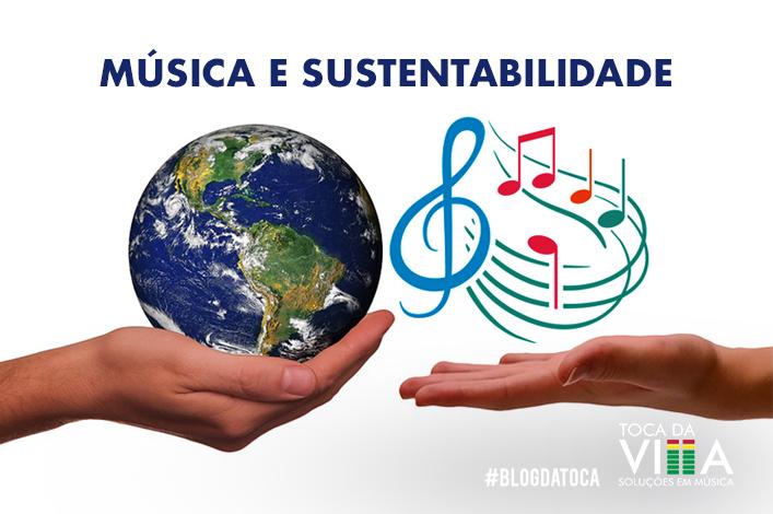 Música e sustentabilidade