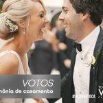 Votos na cerimônia de casamento