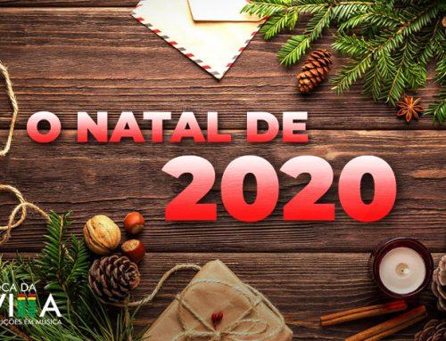 O Natal de 2020