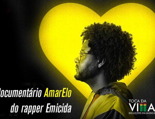 Documentário AmarElo, do rapper Emicida