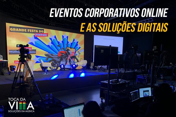 Eventos corporativos online