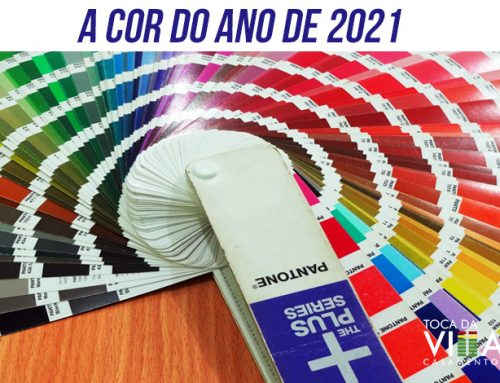 Pantone: A cor do ano de 2021