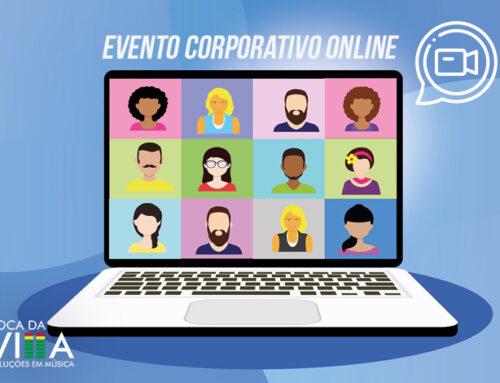 Evento corporativo online