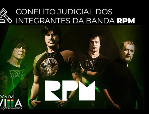 Conflito judicial dos integrantes da banda RPM