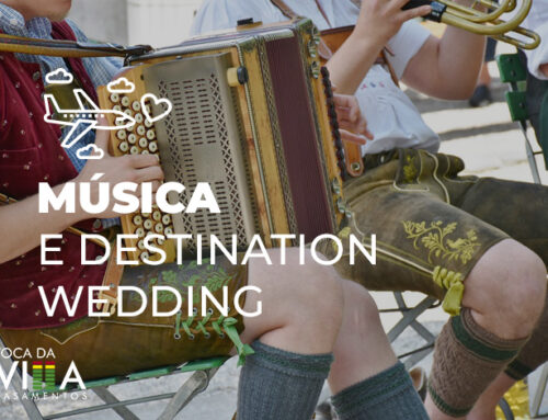 Música e destination wedding