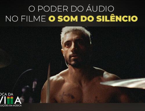 O poder do áudio no filme: O som do silêncio