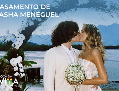 Casamento de Sasha Meneguel