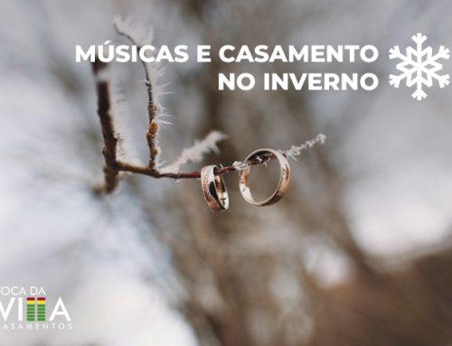 Músicas e casamento no Inverno